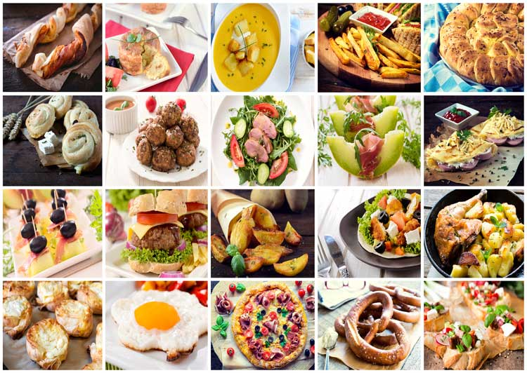 various-food-to-cook
